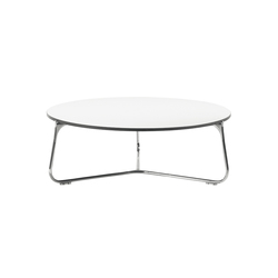 Mood Coffee Table 80 | Garten-Couchtische | Manutti