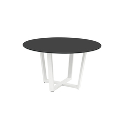 Fuse round dining table | Dining tables | Manutti