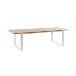 Prato Rectangular dining tables | Garten-Esstische | Manutti