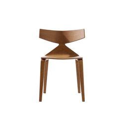 Saya | Restaurant chairs | Arper