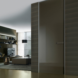 Aura | Glass room doors | Rimadesio