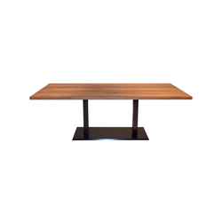 Madeira Dining table | Restaurant tables | Accente