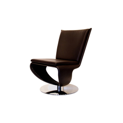 Pivo 01 Lounge chair | Poltrone lounge | Accente