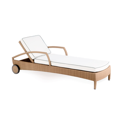 Breda sun bed | Bains de soleil | Point