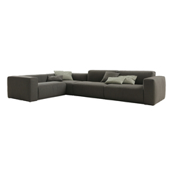 Bolton sofa | Modular sofa systems | Poliform