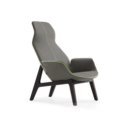 Ventura Lounge Sessel | Sessel | Poliform