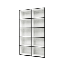 RESERVARE Regal | Office shelving systems | Rechteck