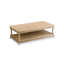 Casablanca coffee table rectangular | Tavoli bassi da giardino | Point