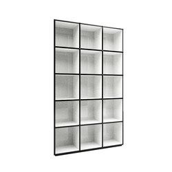 RESERVARE Shelf | Office shelving systems | Rechteck