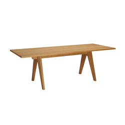 ALDEN | Meeting room tables | e15