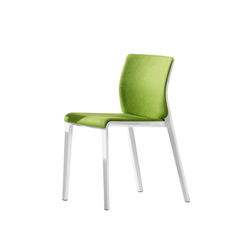 Juno | Restaurant chairs | Arper