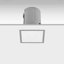 Lens LED | Iluminación de empotrado de pared LED | Daisalux