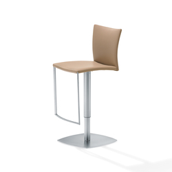 Nobile Soft Barhocker | 2079 II | Counter stools | Draenert