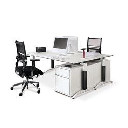 Palmega | Systèmes de tables de bureau | PALMBERG
