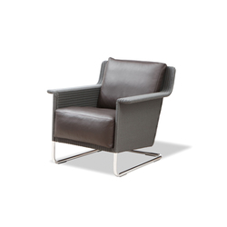 Alto Swing Armchair | Lounge chairs | Accente