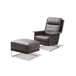 Alto Plus Swing Armchair | Poltrone | Accente
