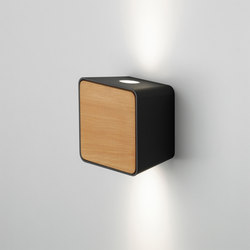Lab 2 Black Light Iroko | Spotlights | Marset
