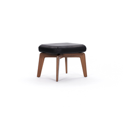 Munich Stool | Poufs / Polsterhocker | ClassiCon