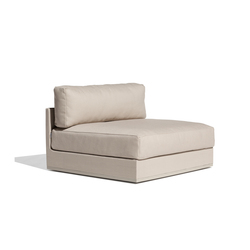 Mood Low centre module | Garden armchairs | Bivaq