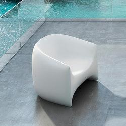 Blow Armchair | Garden armchairs | Vondom