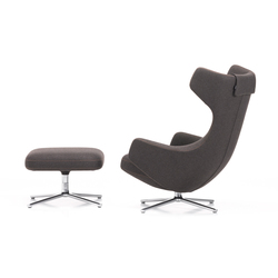 Grand Repos & Ottoman | Lounge chairs | Vitra
