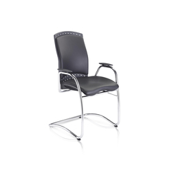 Sitag Reality visitor`s chair | Visitors chairs / Side chairs | Sitag