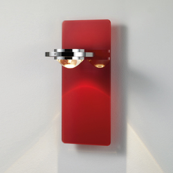 Ocular wall S100 red | General lighting | Licht im Raum