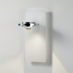 Ocular wall lamp S100 LED white | General lighting | Licht im Raum
