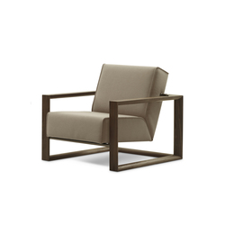 Dickens Armchair | Lounge chairs | Montis