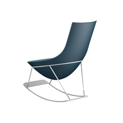 Tom Yam Rocking Chair | Poltrone | Qui est Paul?