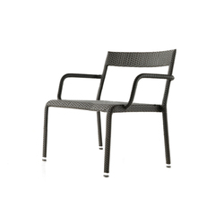 Easy chairs Low armchair | Garden armchairs | Expormim