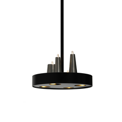 Table d'Amis hanging lamp round | Illuminazione generale | Brand van Egmond