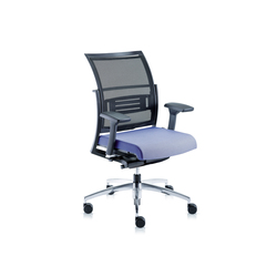 Sitagworld Mesh Swivel chair | Management chairs | Sitag