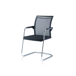 Sitagworld Mesh Visitor`s chair | Sedie visitatori | Sitag