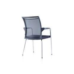 Sitagworld Mesh Visitor`s chair   Visitors chairs / Side chairs   Sitag