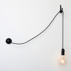 Hook wall light | Suspended lights | Atelier Areti