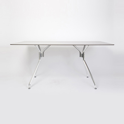 Alu 6 table | Mesas comedor | seledue
