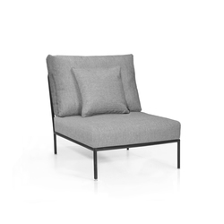 Nido Right Central module | Armchairs | Expormim