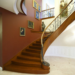 Venedig | Escaleras de madera | Siller Treppen