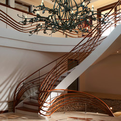 Moskau   Staircase systems   Siller Treppen