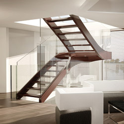 Melbourne | Wood stairs | Siller Treppen