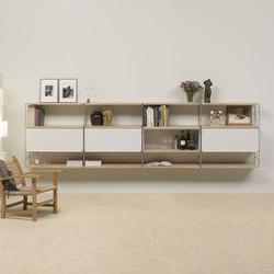 Tria 36 wall system | Sistemi scaffale ufficio | Mobles 114