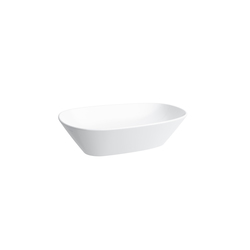 Palomba Collection | Bowl with tapbank | Wash basins | Laufen