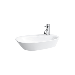 Palomba Collection | Bowl with tapbank | Lavabi / Lavandini | Laufen