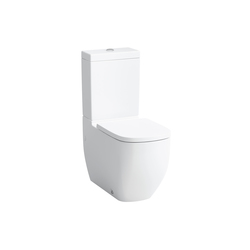 Palomba Collection | Floorstanding WC combination | Vasi | Laufen