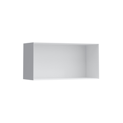 Palomba Collection | Rectangular box | Bath shelving | Laufen
