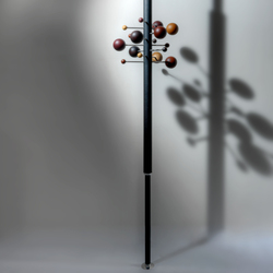 AT16 Column coat stand | Standgarderoben | Tecno