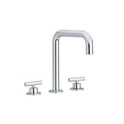 Twinprime | 3 holes basin mixer | Wash-basin taps | Laufen