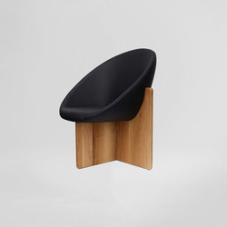 Plus Chair | Poltrone lounge | Atelier Areti