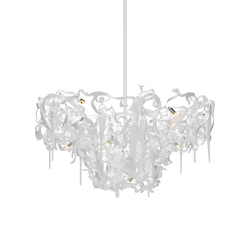 Flower Power hanging lamp round | General lighting | Brand van Egmond
